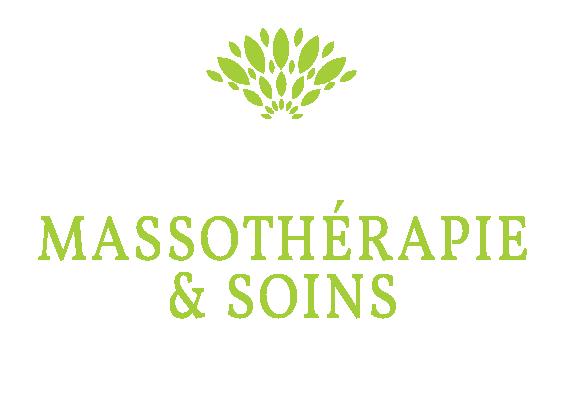Massothérapie & Soins Marie-Hélène Logo